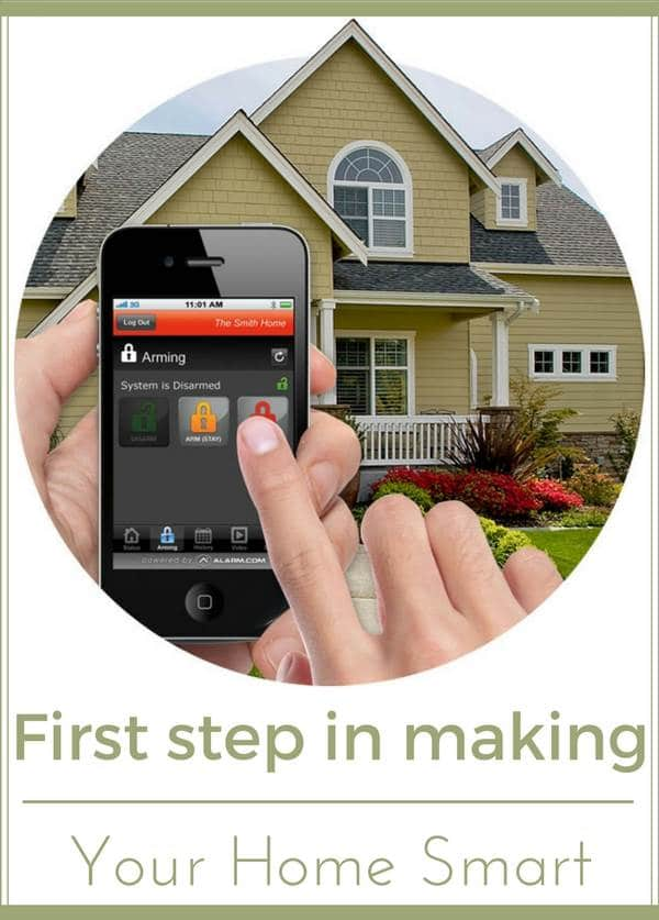 First step in making smart home