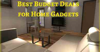 Best Budget Deals for Home Gadgets