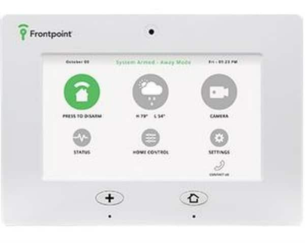 Frontpoint DIY home automation systems
