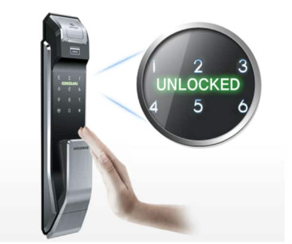 smart locks samsung