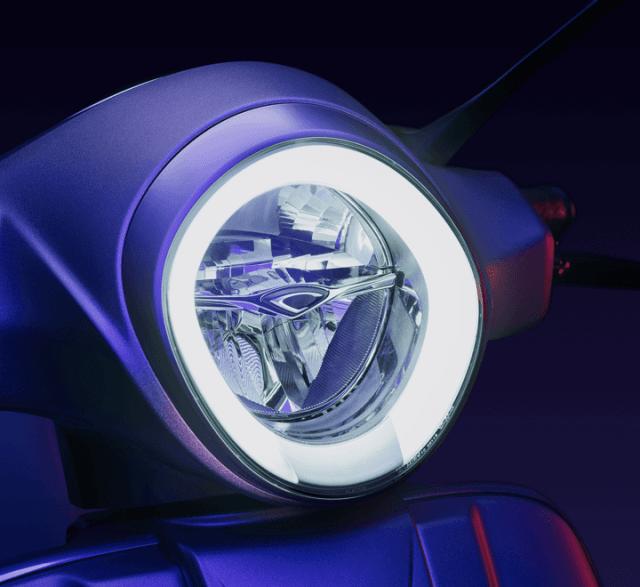 CHETAK headlamp