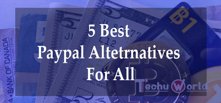 paypal alternatives