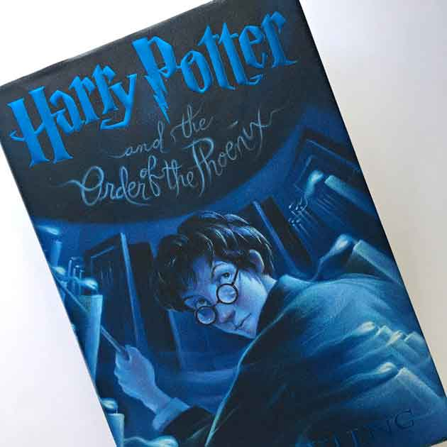 Harry Potter Book 5 Harry Potter and the Order of the PhoenixPdf
