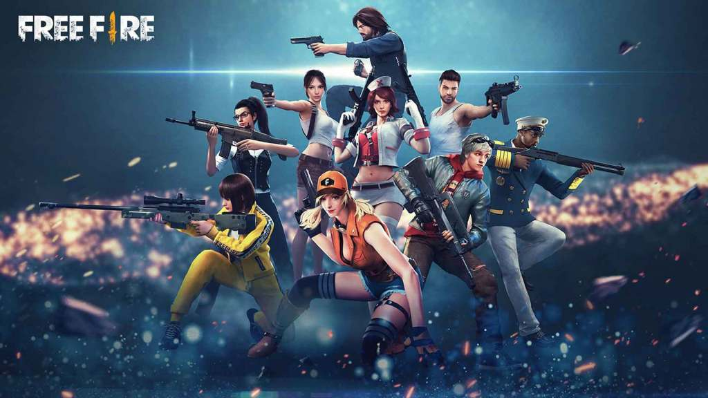 Garena Free Fire Apk Lite download