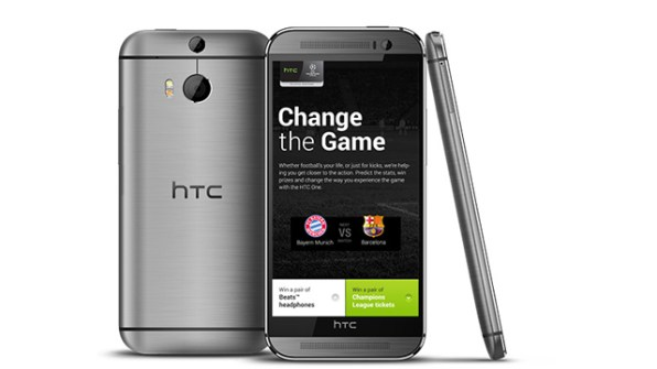 htc one m8 to receive android l update