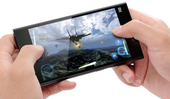 xiaomi mi3 hardware and gaming