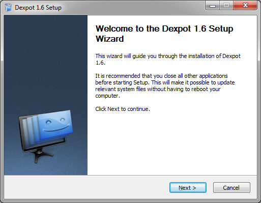 install-dexpot-to-add-virtual-desktop-on-windows