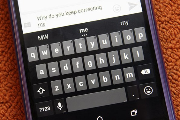 android autocorrect turn off