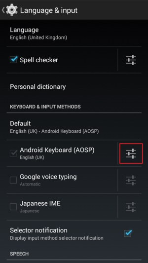 keyboard-settings-android