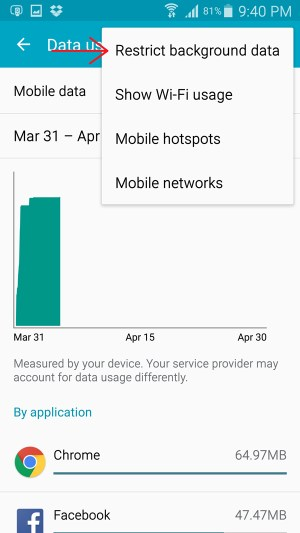 restrict-background-data-usage-android