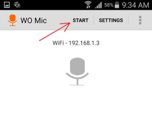 click-on-start-use-android-phone-as-mic-wifi