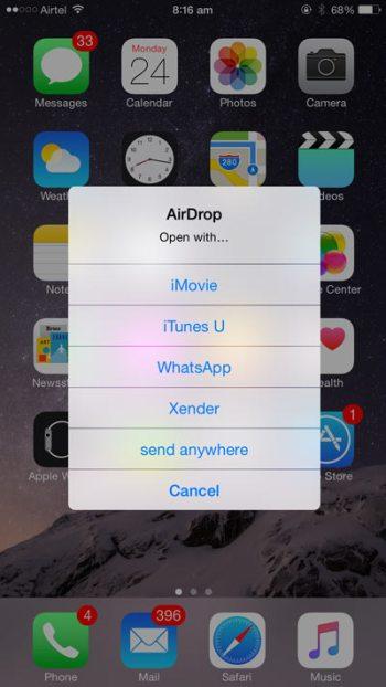 sendign-mp3-files-via-airdrop