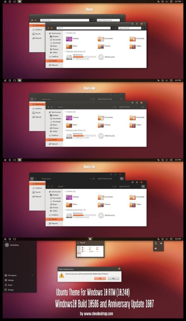 ubuntu_theme_windows10_anniversary_update_by_cleodesktop-dact167