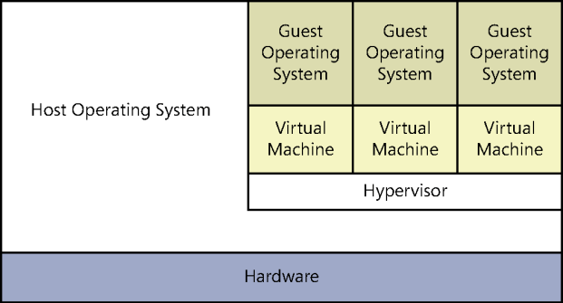 Virtualization architectures