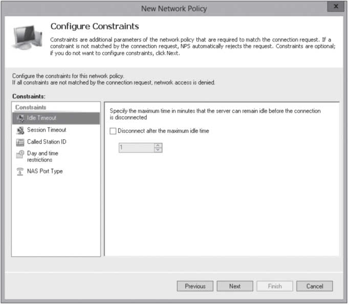 Configuring Network Policies