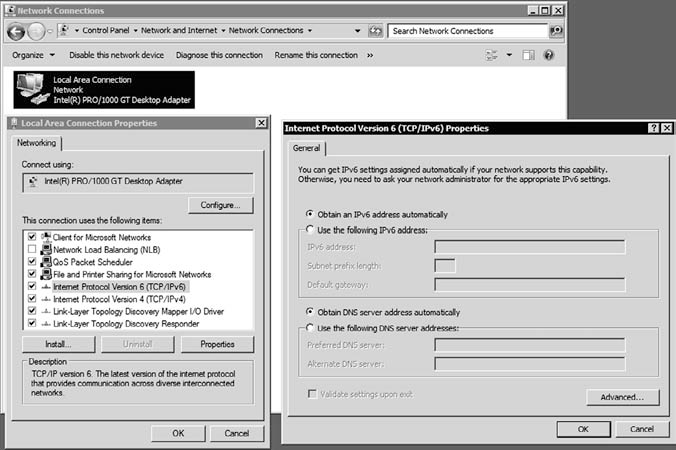 Configuring IP Address Settings 3
