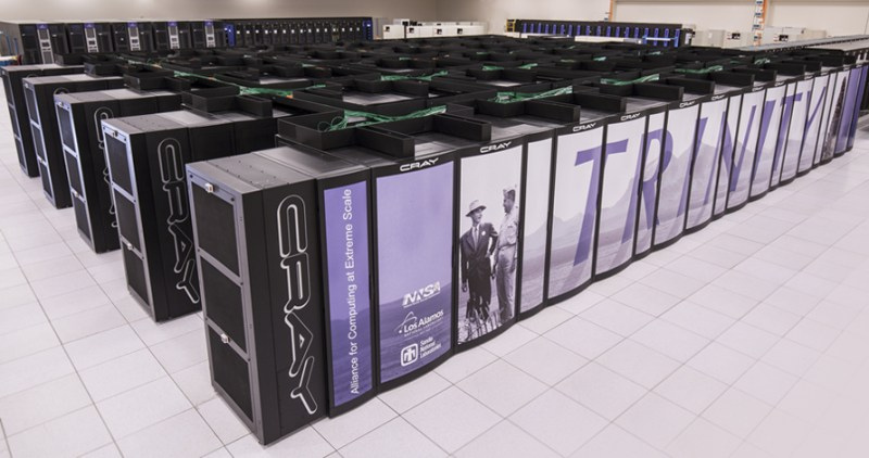 Cray Supercomputers