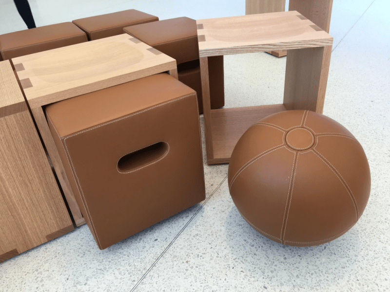 Apple-store-chicago-leather-ball