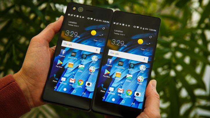 ZTE Axon M Launched Folding phone.