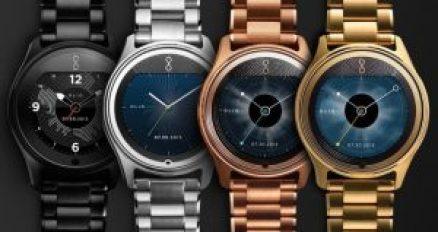 Diamond studdeed smartwatch| Techvire