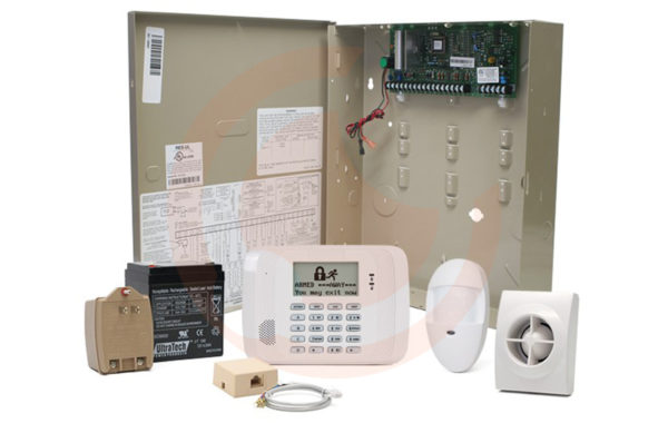 Wired Alarm System
