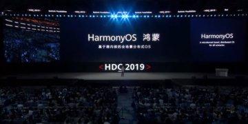 Hauwei HarmonyOS