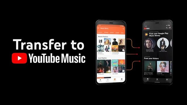 Transfer your Play Music Library.
