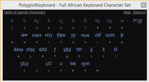 Free Special Characters Keyboard To Type Foreign Letters Accents