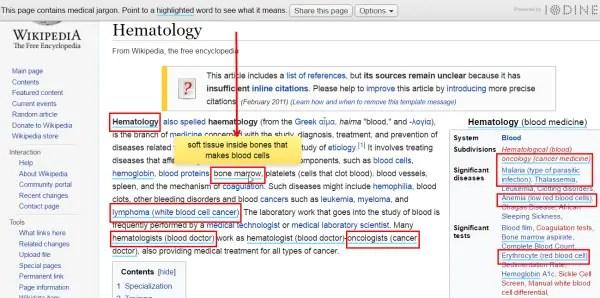 highlightedText