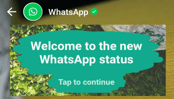 Add Short Videos, GIFs, and Photos To WhatsApp Status, Share Status with Others