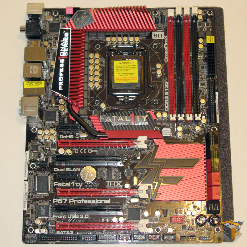 Asrock Fatal1ty P67 Performance AppCharger Treiber