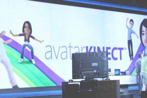 avatarkinect techwarelabs ces 2011