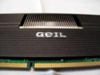 GeIL Evo One DDR3-1600 hexa kit