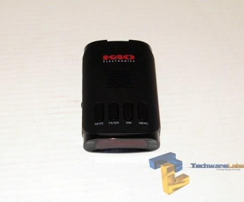 RD950 Radar Detector TechwareLabs 7