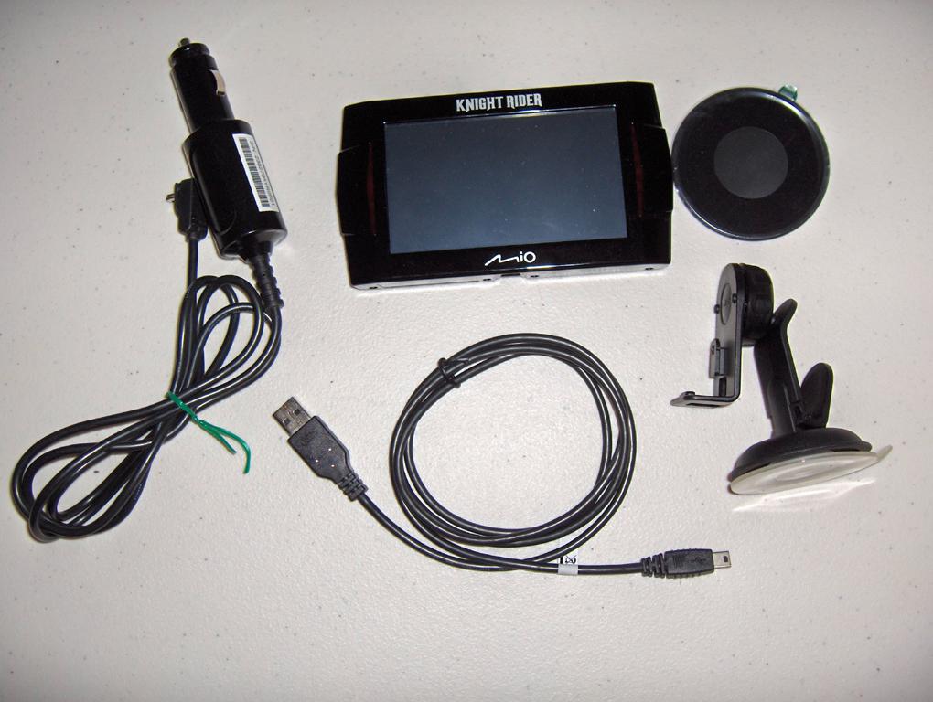 TechwareLabs Mio Knight Rider™ GPS - Page 3 of 5 - TechwareLabs