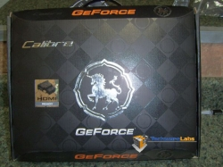 Calibre 9800GTX+ Box