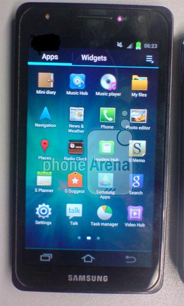 Samsung Galaxy S III GT 19300 Leak