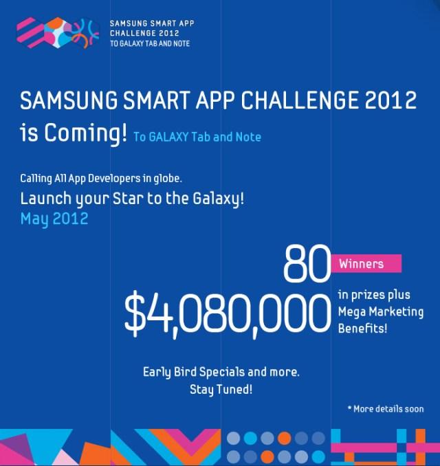 Samsung Smart App Challenge