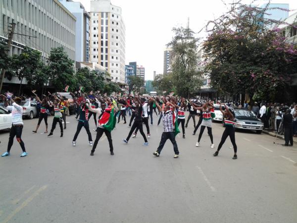 Support Team Kenya