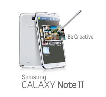 GALAXY Note II press
