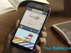Galaxy Note II Multitasking