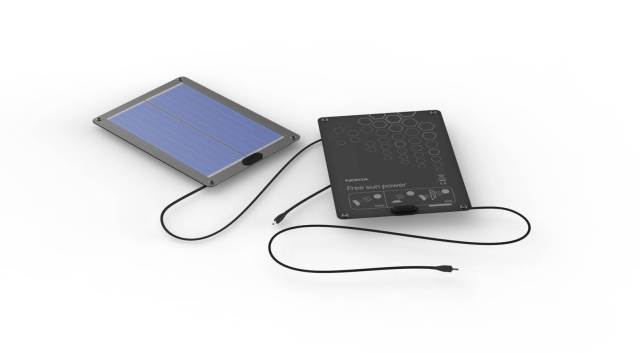 Nokia Solar charger DC-40