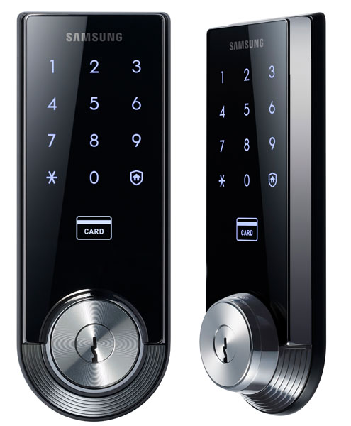 Fancy A Smart Home Meet Samsung Smart Door Lock Shs 3320