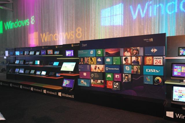 Windows 8 Launch Johannesburg