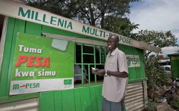Mpesa, Vodafone India, ICICI