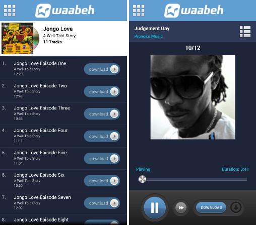 Waabeh music