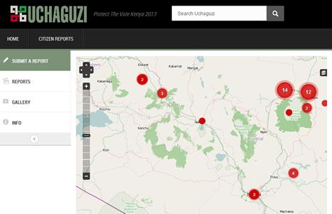 uchaguzi elections platform