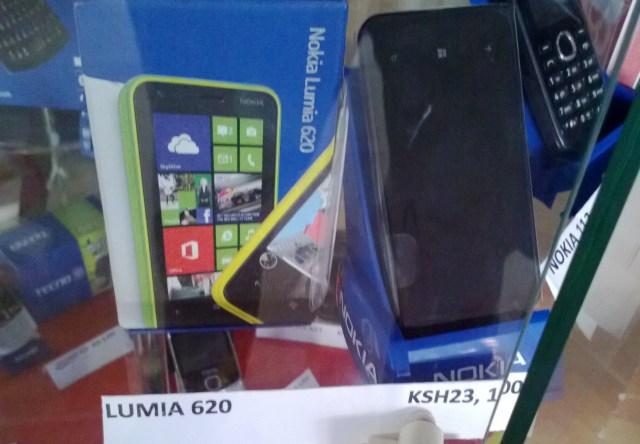 Airtel Lumia 620
