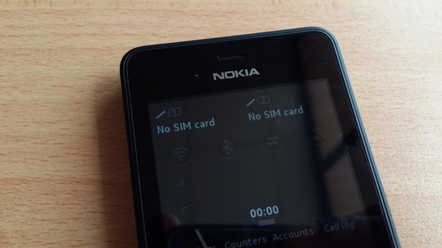 Nokia asha 501 dual sim first look gallery for Wallpaper for home screen nokia asha 501