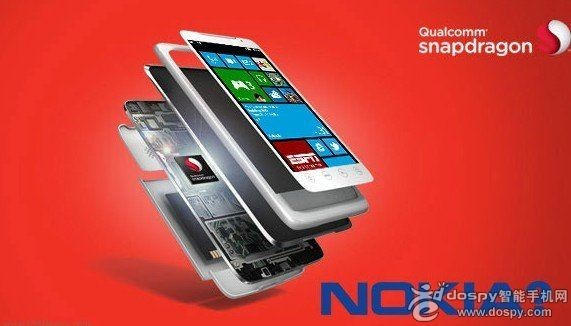 Nokia Lumia quad core